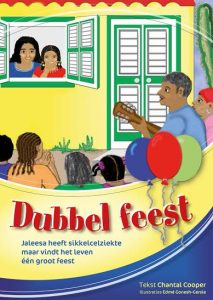 chantal cooper boek dubbelfeest